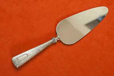Pie Server Cake Cutter Marked Sterling on Handle (B2C)