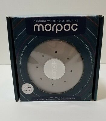 Marpac Dohm Classic White Noise Sound Machine, Putty FREE SHIPPING