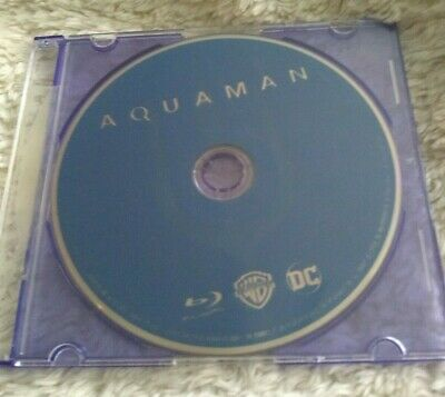 Aquaman (Blu-ray Disc ONLY, 2019) Please read!
