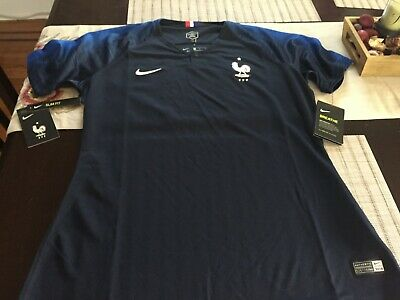 in stock 44cb6 cdcb2 FRANCE SOCCER NIKE Team Polo Shirt NWT Viva La new with tags ...