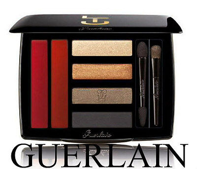 100% AUTHENTIC GUERLAIN LIU COUTURE CALLIGRAPHY EYE&LIP Makeup PALETTE SOLD-OUT