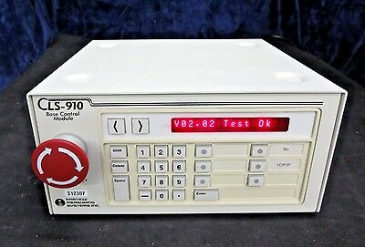 Particle Measuring Systems Inc CLS-910 Base Control Module (V02.02)