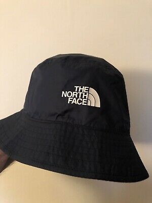 7f887a674 NORTH FACE BUCKET Hat Navy Blue S-M Reversible