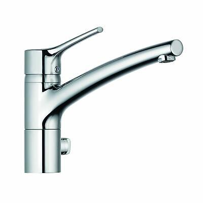 """Kludi Single Kitchen Fitting with Device Connection Chrome """" Trendo """" 335770575"""