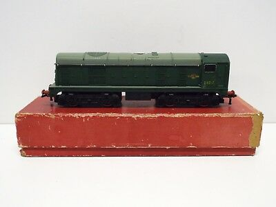 Hornby Dublo 2-Rail 2230 Bo-Bo Diesel Electric Good Working Boxed (Oo614)
