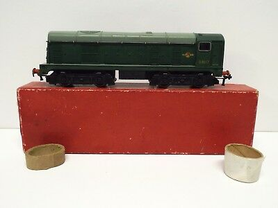Hornby Dublo 2-Rail 2230 Bo-Bo Diesel Electric Good Working Boxed (Oo613)