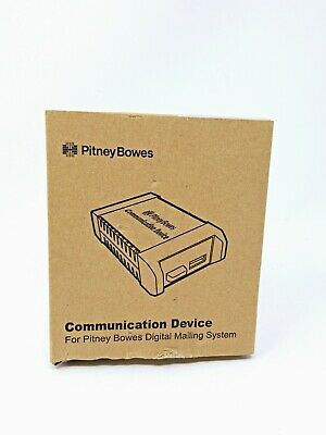Communication Device For Pitney Bowes Digital Mailing System