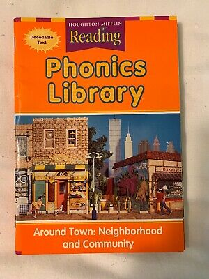 PHONICS LIBRARY READING 6 Books 2nd Grade Level 2 Homeschool