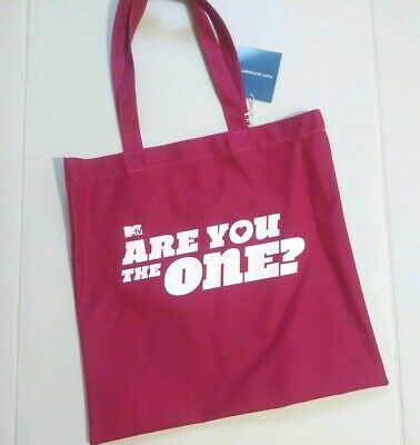 Are You the One? Season 8 Brand New TOTE Bag from the MTV Show - LGBT Queer
