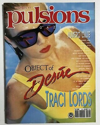 ►VERTIGES ET PULSIONS  n°10 Hors Série - TRACI LORDS - MARILYN JESS