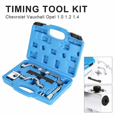 Turbo Engine Timing Locking Tools Set For Opel Vauxhall Chevrolet 1.0 1.2 1.4.