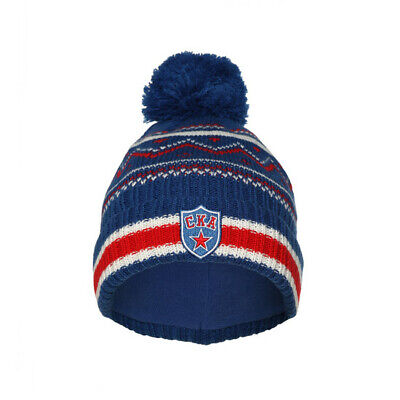 CCM SKA knit hat KHL hockey  Saint Petersburg
