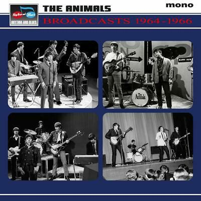The Animals The Complete Live Broadcasts 1: 1964 – 1966 2 CD ALBUM NEW (2ND AUG)