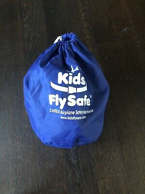 CARES Kids Fly Safe Aeroplane / Airline Child Harness New
