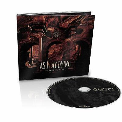 As I Lay Dying - Shaped By Fire CD ALBUM NEW (19TH SEPT)
