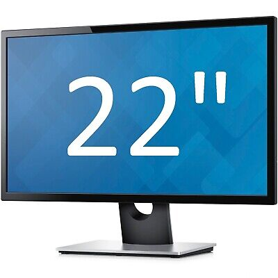 """Cheap 22"""" inch Screen TFT MONITOR great for home, office or CCTV"""