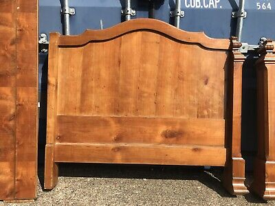 French Figured Walnut Sleigh Bed Or Empire Style Day Bed Lit Bateau