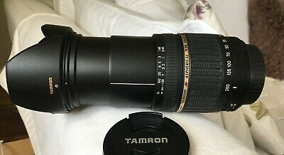 Tamron LD LD A014 18-200mm f/3.5-6.3 Di-II XR Aspherical IF Lens For Canon ef