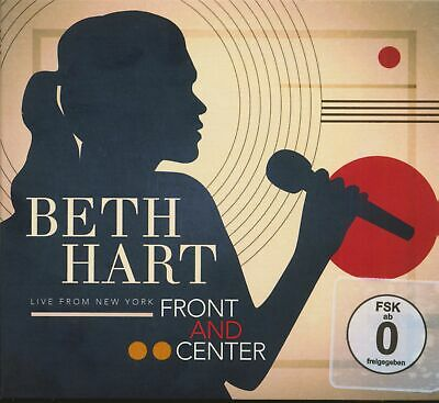 Beth Hart - Front And Center - Live From New York (CD & DVD) - The Blues