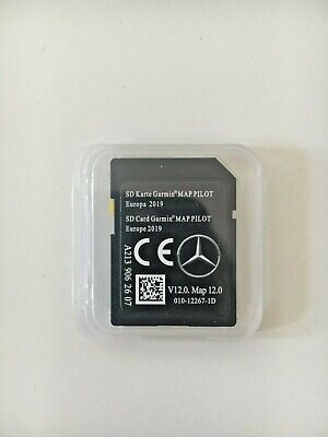 Mercedes Star 2 SD Karte Card Garmin Map Pilot Navi V12.0 V12 2019 A2139062607