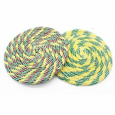 Cotton Rope Pet Dogs Toy Pet Throwing Toys Chew Toys Durable Braided Bone RopeFR
