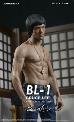 Enterbay Bruce Lee 1/6 Limited Edition Statue BL-1 Action Figure MINT