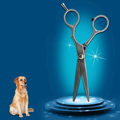 Nail Clipper Stainless Steel Professional Pet Dog Toe Claw Scissor Hair TidyFR