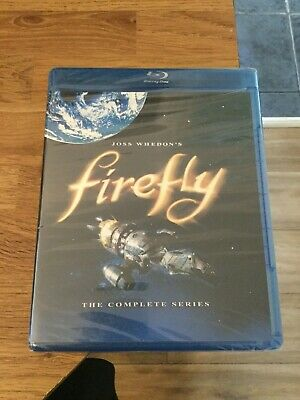 Joss Whedon's Firefly The Complete Series Blu Ray (New/Sealed)