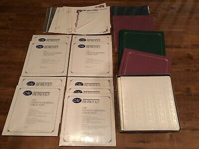 LOT OF 11 Creative Memories Albums 12x12 Plus 2 Packages