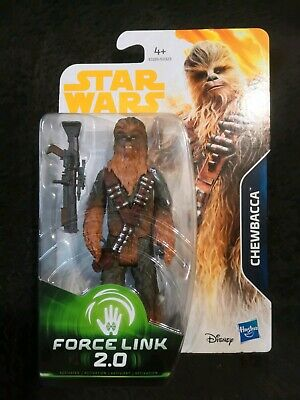 "Star Wars Solo Story 3.75"" Inch CHEWBACCA Force Link 2.0 Figure"