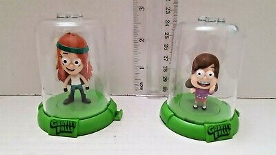Domez Disney Gravity Falls Series 2 Mabel Pines & Wendy Mystery Chase Figure