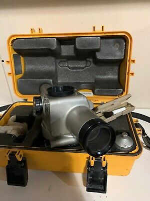 Topcon Model AT-S3 Autolevel in Hard Carrying Case