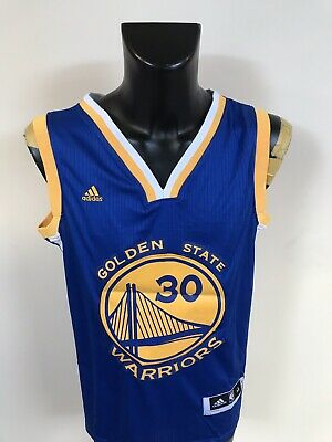 Maillot Basket Nba Golden States Numero 30 Curry Taille M