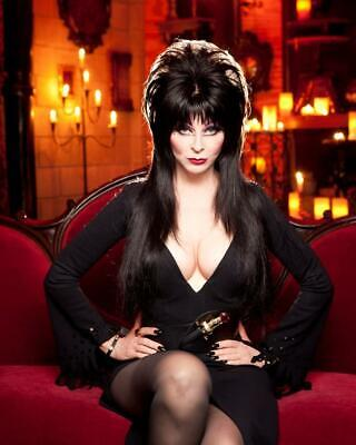 Elvira Mistress of the Dark 8x10 Photo #C89