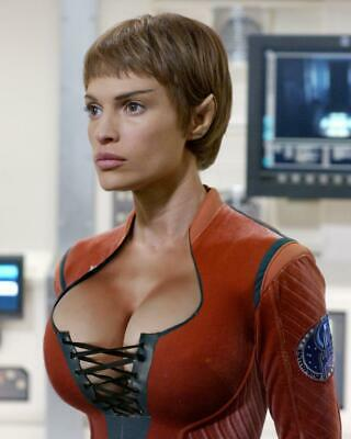 Jolene Blalock Star Trek Enterprise 8x10 Photo #C143