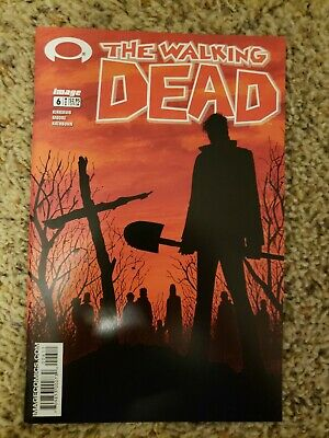The Walking Dead #6 (March 2004, Image) 1st Print, NM, Wonderful condition!