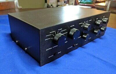 DYNACO PAS-2X TUBE PREAMPLIFIER - Fully restored and upgraded, VERY QUIET