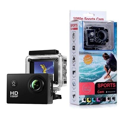 New Sj50 HD 1080p Full 2.0 Inch Action Camera Travel Full Set with accessories