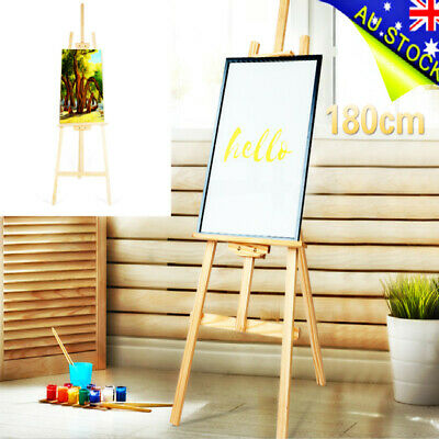 180cm Studio Wooden Easel Wedding Table Card Stand Display Holder Drawing 1c