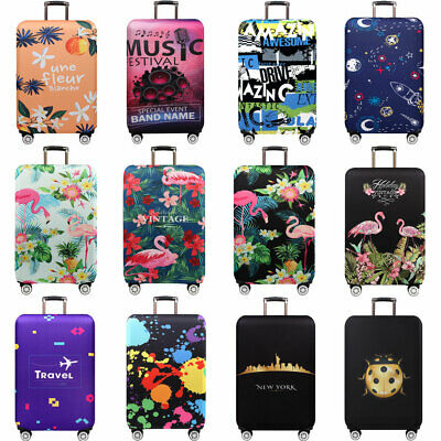 18-32 inch Protective Suitcase Cover Thick Elastic Luggage Cover Anti Scratch