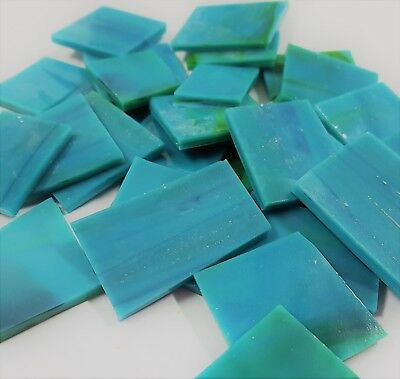 200 Grams - Stained Glass - Sea Green