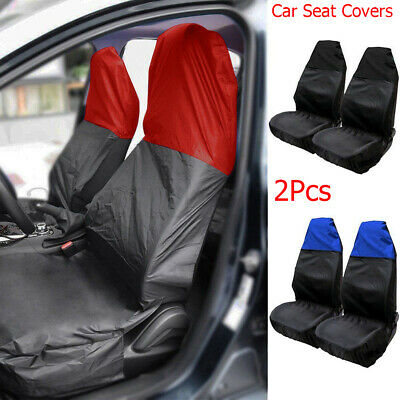 Nylon  Anti-dirty Protectors Van Car Seat Covers  Front Chair Cushion Case