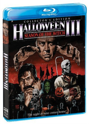 ATKINS,TOM-HALLOWEEN III:SEASON OF THE WITCH CE (Importación USA) Blu-Ray NUEVO