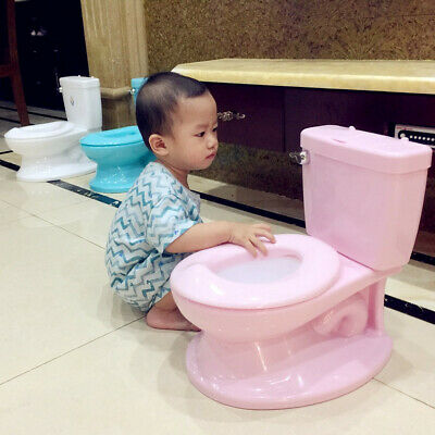 Potty Training Toilet Seat Baby Portable Toddler Chair Kids Girl Boy dm