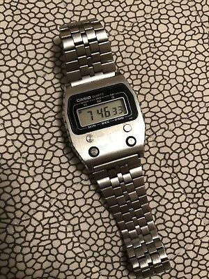 Casio Vintage Japan 55qs 567141 Watch 24 Reloj Made 80wvmNnO