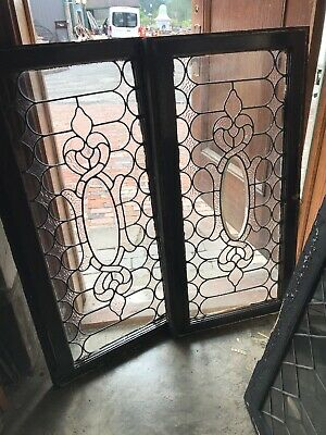 Sg 3013 2 Av Price Each antique textured and Beveled transom window20 x 40