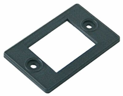 Gasket L 75Mm W 50Mm Hole D 5Mm Hole Distance 59,5Mm Rubber Thickness 3Mm