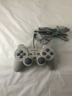 Genuine Sony Scph-1180 Analog Controller. Playstation 1 Ps1 Psone.