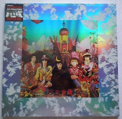 THE ROLLING STONES their satanic majestic VINYL RE LP ABKCO 2003 gatefold SEALED