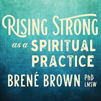 Brown Brene Ph.D.-Rising Strong As A Spiritual Practice (UK IMPORT) CD NEW